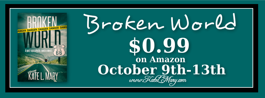 Broken World Sale