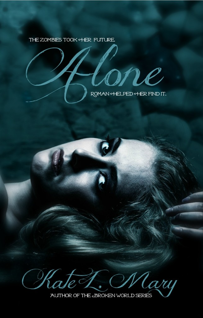 Alone ebook Cover